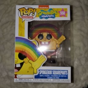 Funko Pop Animation SpongeBob